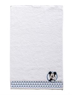 %100 Pamuk Yüz Havlusu Lisanslı Mickey Mouse Yüz Havlusu