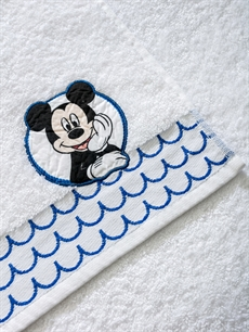 Mickey Mouse Yüz Havlusu