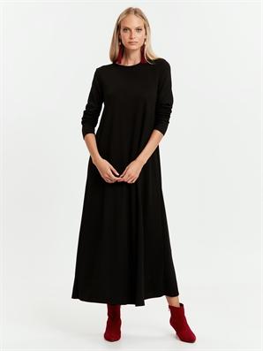 425a576d188ba Uzun Düz Salaş Elbise - LC WAIKIKI