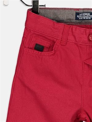 Standart Kalıp Gabardin Pantolon -8W3591Z4-MGR