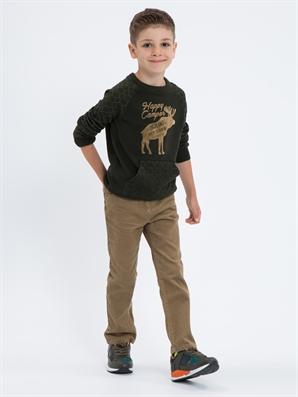 Дитячі моделі штанів для хлопчиків - LC Waikiki - LC Waikiki 5563230e3b9b1
