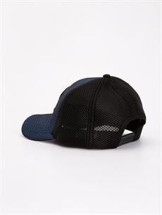 Erkek Nakış Yazı İşlemeli Şapka