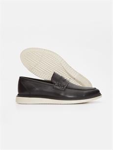 Erkek Erkek Loafer Deri Ayakkabı