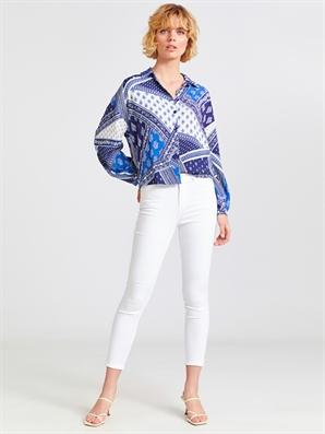 Skinny Pantolon Lc Waikiki Lcw 9s2799z8 – E5x – Optik Beyaz – 49.99 TL