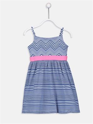 80d7aef77a68a Kız Çocuk Elbise - 2-14 Yaş - Çocuk Elbise Modelleri - LC Waikiki