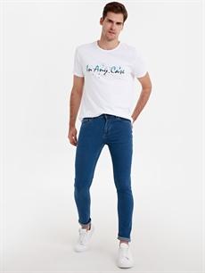 İndigo 760 Skinny Fit Jean Pantolon 9W0217Z8 LC Waikiki