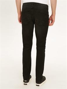 Erkek 760 Skinny Fit Yırtık Detaylı Jean Pantolon