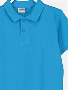 Erkek Çocuk Erkek Çocuk Pamuklu Basic Tişört