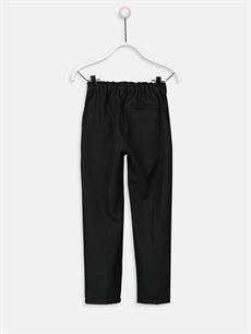 %65 Polyester %35 Viskon Normal Normal Bel Erkek Çocuk Chino Pantolon