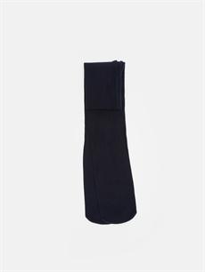 Lacivert Kız Çocuk Külotlu Çorap 9W2255Z4 LC Waikiki