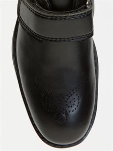 LC Waikiki Siyah Erkek Çocuk Klasik Ayakkabı
